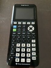 Ti-84 Plus Ce - With Charge Cord