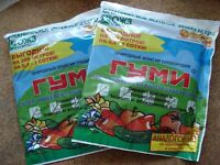 Organic farming Humic acids soluble vitamins and minerals 100 ml