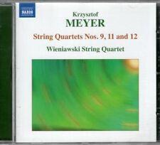 String Quartet Nos. 9, 11 And 12 : Krzysztof Meyer