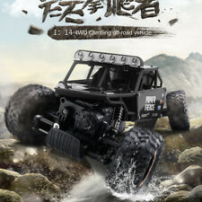1:14 High Speed Remote Control RC Rock Crawler Racing Car Off Road Truck 2.4Ghz