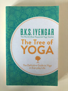 The Tree of Yoga - B.K.S. Iyengar | Buch | Zustand sehr gut
