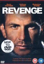 REVENGE KEVIN COSTNER MADELEINE STOWE ANTHONY QUINN TONY SCOTT DVD R4 NEW&SEALED