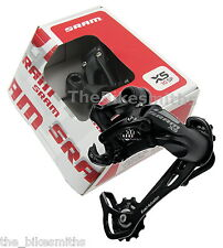 SRAM X5 Long Cage Rear Derailleur 10 Speed Mountain Bike Black