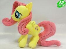 "Fluttershy MLP My Little Pony 12"" 30cm Cartoon Figure Soft Plush Toy Doll"