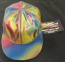 DIAMOND SELECT TOYS BACK TO THE FUTURE PART 2 MARTY MCFLY CAP AUTHENTIC NEW