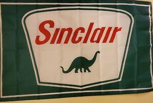 Sinclair Dinosaur  3 x 5 Flag / Banner #230