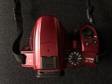 Pentax K-30 16.3MP Digital SLR Camera - Red