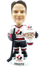 "Curtis Joseph Bobblehead Statue Figurine Team Canada Goalie Hockey Player 8"""
