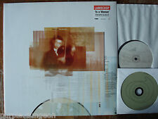 LAMBCHOP  > Is A Woman orig.  2-LP Set + Bonus CD > Is A Bonus still sealed 2002