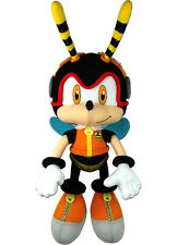 Sonic The Hedgehog Charmy Bee Stuffed Plush Toy New Tag Official GE Animation