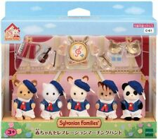 Sylvanian Families 35th Anniversary CELEBRATION MARCHING BAND Calico Critters