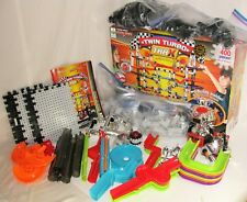 LOT PARTS Learning Journey Techno Gears Marble Mania Twin Turbo Trax 409pc