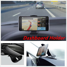 Adjustable Car Dashboard Holder Stand Clamp Clip HUD Design for All Mobile Phone