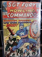 marvels   sgt fury and his howling commandoes 13 comic