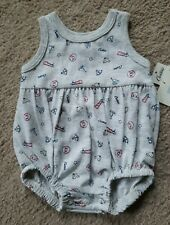 Infant Girls Carters Precious Gray Outfit Sz 0-3M * Nwt *
