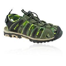 Hi-Tec Chicos Cove Chicos' Caminar Zapatos Arenaalias Verde Deporte Exterior