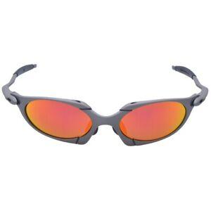 Sunglasses Men Polarized Cycling Glasses Alloy Frame Sport Riding Eyewear UV400