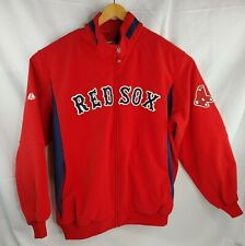 Men 2XL MLB Majestic On Field Therma Base Boston Red Sox Jacket Dugout Authentic