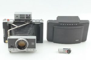 [Exc+5] Polaroid 190 Land Camera Tominon 114mm F3.8 Zeiss Ikon Finder from Japan