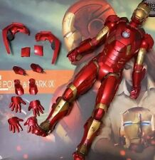 Hot Toys MMS311 Iron Man 3 Pepper Potts & Mark 9 IX 1/6 MK 9 figure only
