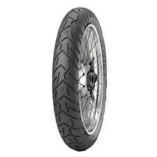 120/70ZR-17 (58W) Pirelli Scorpion Trail II Front Motorcycle Tire For Aprilia