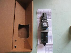"""Wilkerson B08-02-FKG0B Filter/Regulator 1/4"""" NPT 0-125 PSIG B370"""