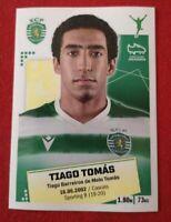 Panini Tiago Tomas Rookie sticker Sporting Lisbon Futebol #306 LIGA NOS 2020/21