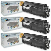 LD Compatible Toner Cartridge Replacement for Kyocera TK-352 (Black, 3-Pack)