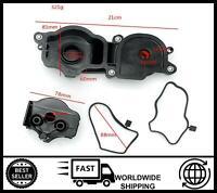 Crankcase Oil Breather Valve FOR BMW E46 E60 E61 E65 E66 E83 Diesel 11127799225