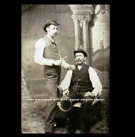 1872 Doc Holliday Dentist PHOTO Wild West Marshal,Wyatt Earp Pal TOMBSTONE