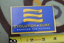 EVOLUTION Surfboards Wayne Lynch Australia Flag Surf V1 Vintage Surfing STICKER
