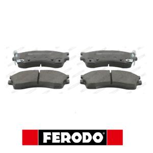 KIT SERIE PASTIGLIE FRENO ANTERIORE KIA FERODO FDB1602