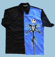 Vintage JACK SKELLINGTON Nightmare Before Christmas Disneyland Resort Shirt