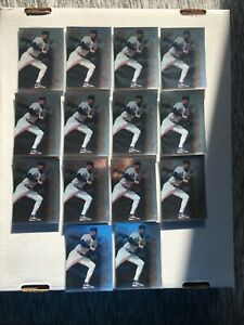 LOT OF 14 Derek Jeter 1996 Select Certified Edition #100 Rookie RC NY Yankees