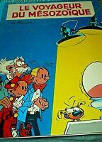 Comic Spirou Et Fantasio 13 Le Voyageur Du Mesozoique Franzoesisch Dino Graf