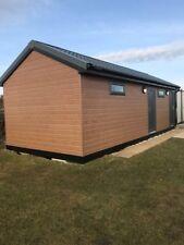 28 x 12  portable cabin, shower toilet block, modular building, portable office