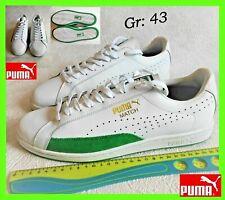 PUMA CLYDE HERREN SneakerHalbschuhe Schnürschuhe Gr.43**Wie Neu**