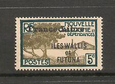 Wallis & Futuna #98 VF MINT OG - 1941 5c France Libre