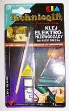 Technicqll Electronic glue 2g R-082 Rear window defogger repair electric use **