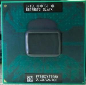 Intel Core 2 Duo T9500 2.6GHz Dual-Core (FF80576GG0646M) Processor