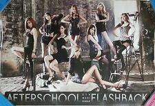 After School: Flashback (2013) Korea / TAIWAN UNFOLDED PROMO POSTER