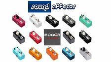 NEW MOOER MICRO ABY 2 MK II Channel Switch Guitar Pedal  True Bypass Switcher