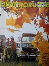 Quattroruote 106 1964 Prova Hillman IMP. R8 Major. Diffuse le Roulottes [Q76]