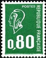 "FRANCE N°1891 ""MARIANNE 80C"" NEUF xx TTB"