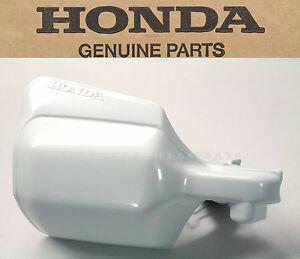 Right Hand Splash Brush Guard 91-96 XR250L, 93-20 XR650L XR L OEM Honda #K00