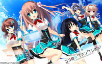 COCORO @ FUNCTION ! Japan Import Visual Novel Windows PC