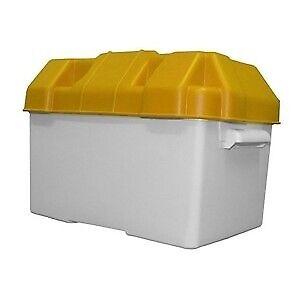 Marine grade battery box 120amp