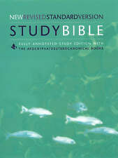 HarperCollins Study Bible: New Revised Standard Version (with the-ExLibrary
