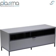 """Alphason Chaplin 1135 TV Stand for TVs up to 60"""" - Charcoal"""