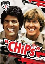 Chips The Complete Season 4 Series Four Fourth DVD